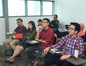 Workshop Tax Planning for Young Professionals batch #3