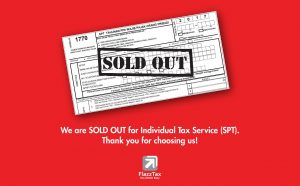 SPT Individu Sold Out