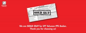 Web Banner Sold Out PPh